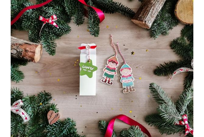Elf's Christmas Ball