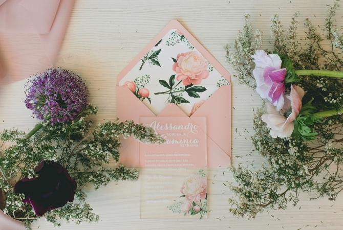 Flowers in a Plexi