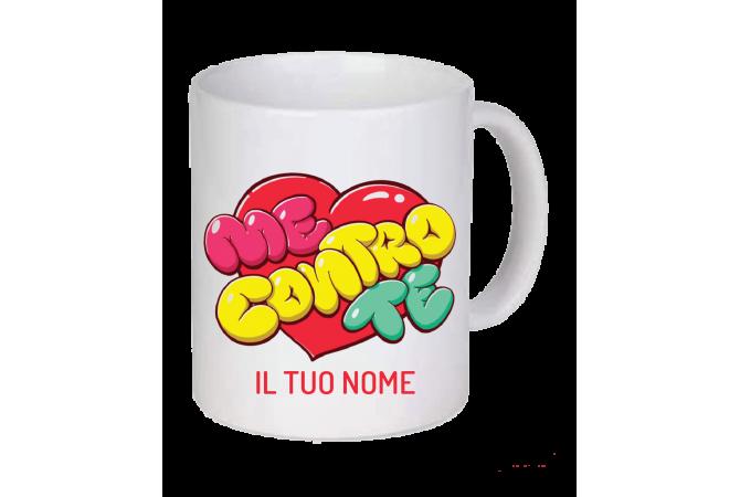 Mug Me and You Heart