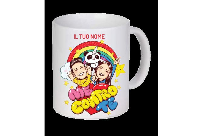 Mug Me and You Rainbow