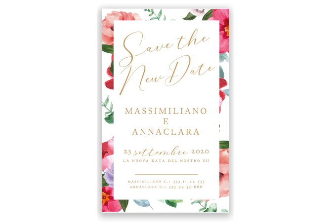 Save the Botanical Date