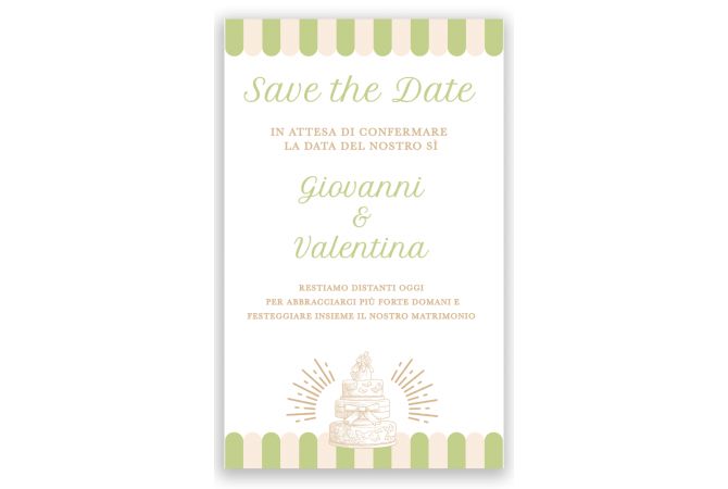 Save the Sweets Date